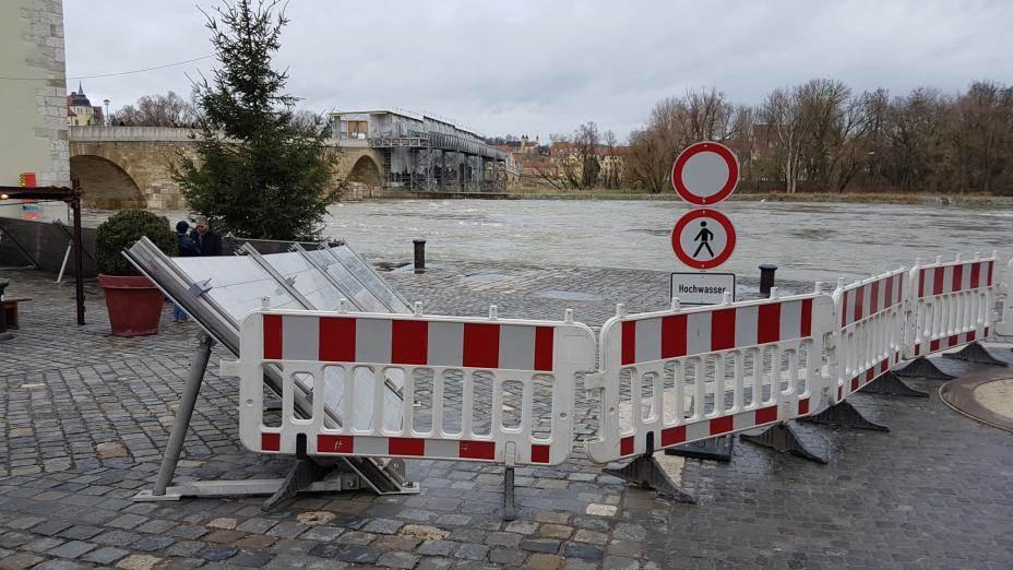 Hochwasserpegel Bayern
